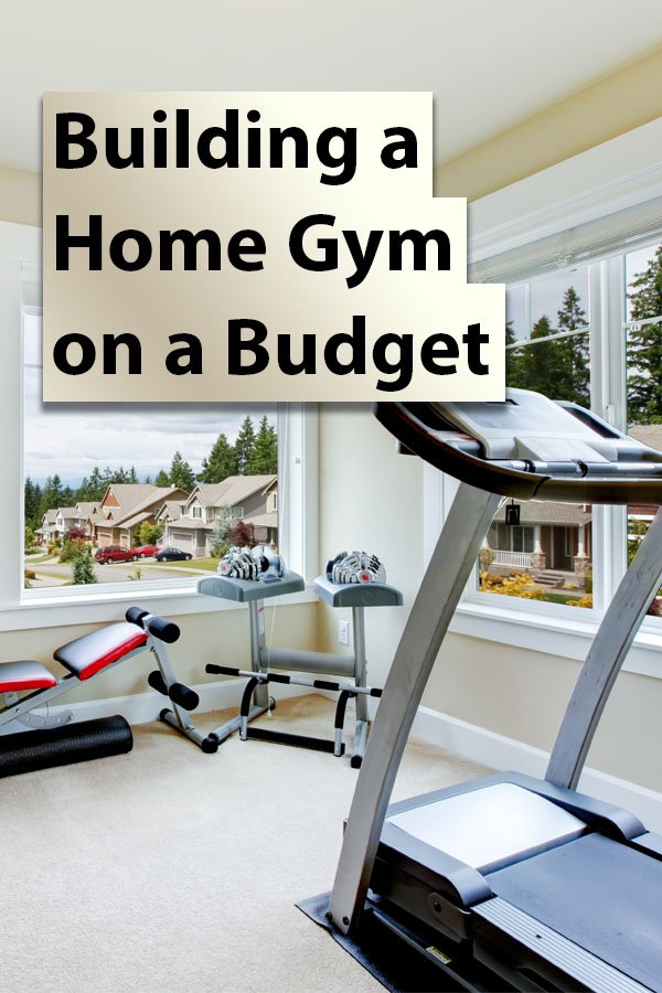 building home gym on a budget p