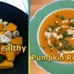 2 Healthy Pumpkin Recipes