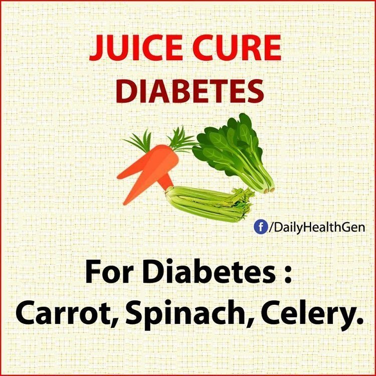 juice cure diabetes