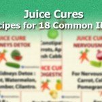 Juice Cures Headache, Depression, Stress… 18 Recipes for 18 Common Illnesses