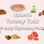 Nature's Tummy Tuck – 10 Belly-Tightening Foods