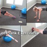 30 Gifs of Plank Exercises – A Killer Core Burner and Body Sculptor