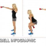 14 Simple Kettlebell Exercises For A Tight And Toned Body (INFOGRAPHIC)