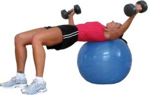 exercise-ball-chest-flyes