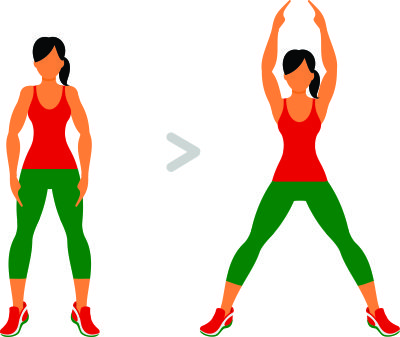 Full Body Workout for Beginners in Less than 12 Minutes ...