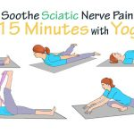 Soothe Sciatic Nerve Pain in 15 Minutes with Yoga
