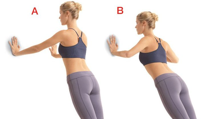 Image result for wall push up