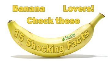 Banana Lovers! Check these 15 Shocking Facts