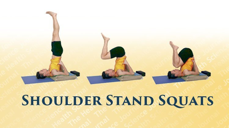Image result for Shoulder Stand