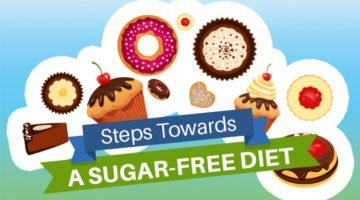 Steps Towards a Sugar-Free Diet – Infographic