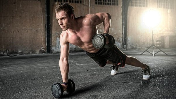 plank-push-up-weight-man-muscles