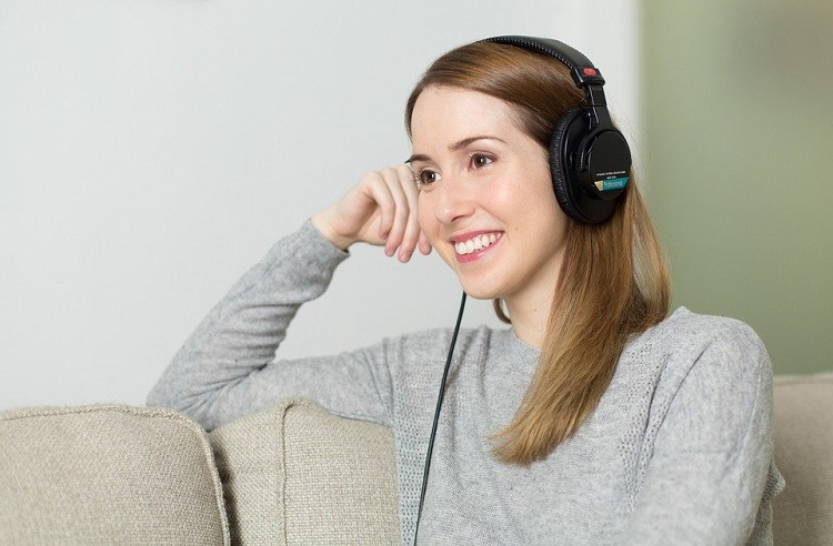 Music Therapy woman