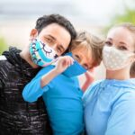 Face Masks family Kids