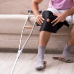 Recovery knee problems