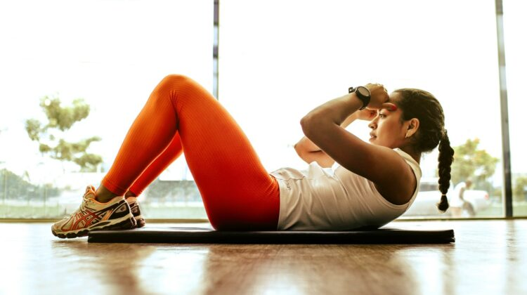 Workout Session exercises